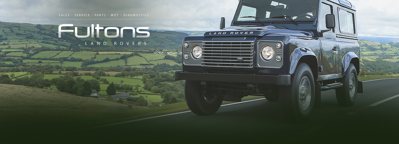 Fultons Land Rover